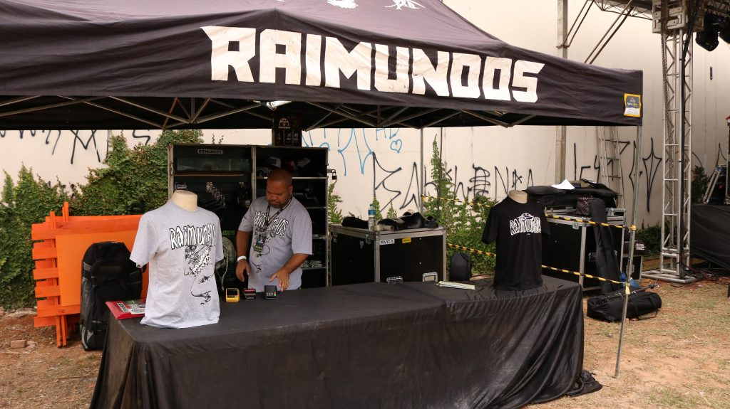 Stand Raimundos