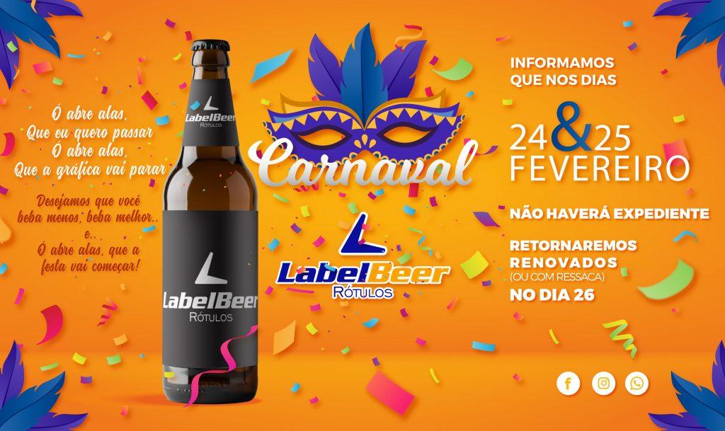Carnaval Labelbeer
