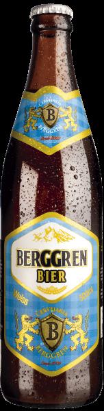 Rótulos Adesivos - Berggren Bier Azul
