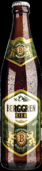 Rótulos Adesivos - Berggren Bier Marron