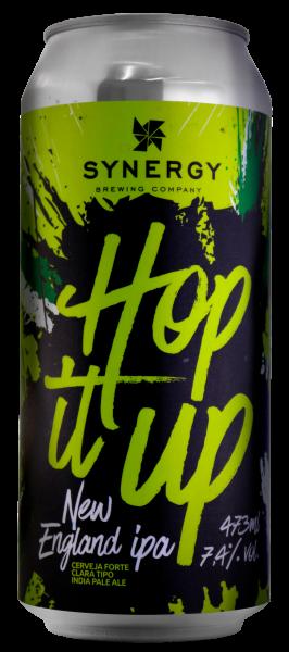 Rótulo Adesivo Synergy Hop It Up LabelBeer